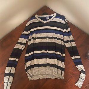 H&M V-Neck Sweater Mens